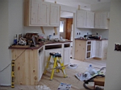 kitchen taking more shape